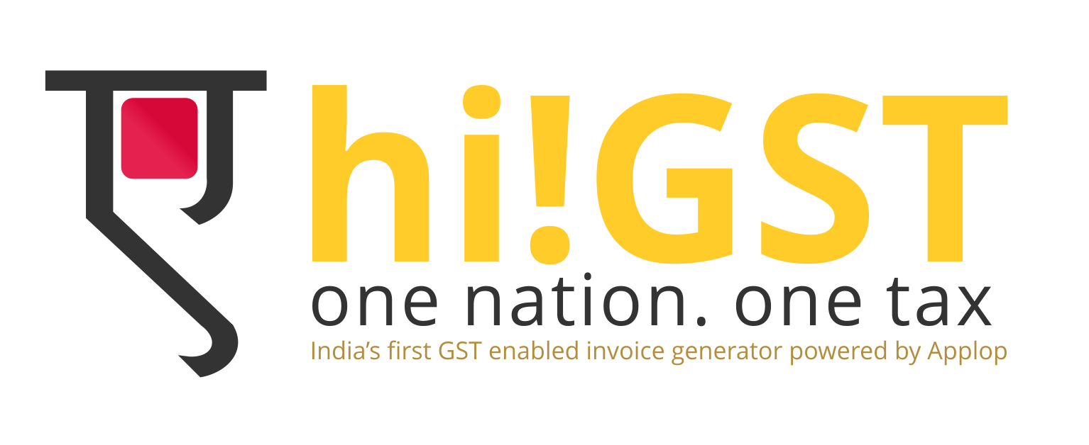 India's first and simplest GST generator