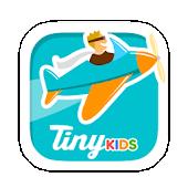 Tiny Kids: jeux&dessins animés