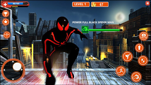 Spider Hero:Amazing Strange Super Spider Rope Hero 1.0 11