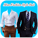 Man Fashion Style Suit - Androidアプリ
