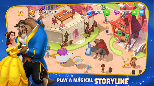 Disney Magic Kingdoms: Build Your Own Magical Park screenshot 3