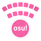 Remote osu! Keyboard