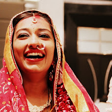 Wedding photographer Divyangana Rakesh (divyangana). Photo of 29.07.2017
