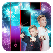 Marcus and Martinus Piano Tiles