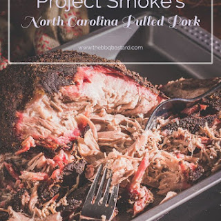 North Carolina Pulled Pork – Project Smoke Book Review