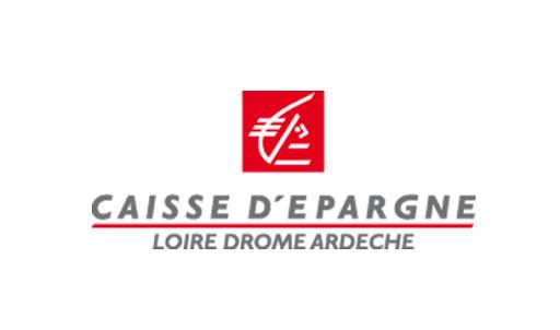 Logo Caisse Epargne Loire Drome Ardeche