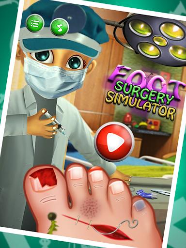足部手術模擬器