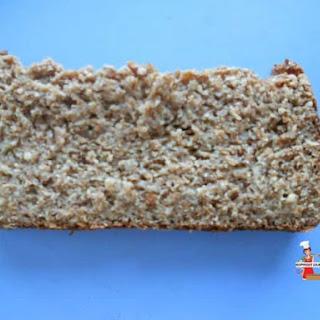 Dukan Bread in the Bread Machine.