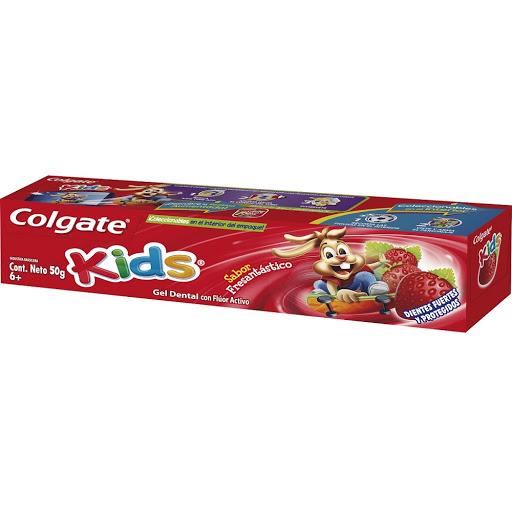 Crema Dental Colgate Kids Fresantastico 50Gr