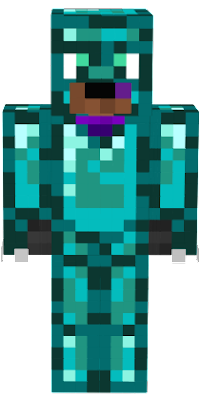 My minecraft skin = custom armor