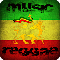 Reggae music icon