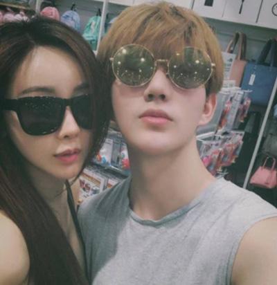 korean celebrities dating foreigners
