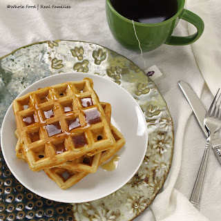 Healthy Whole Wheat Belgian Waffles Recipes