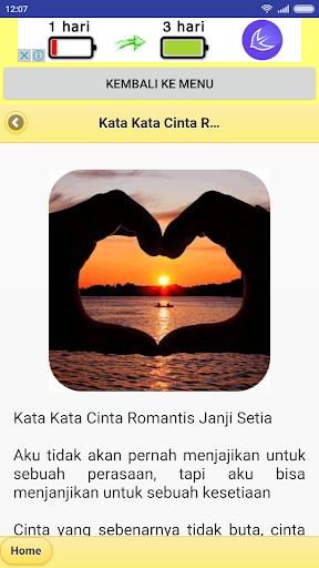 Kumpulan Kata Cinta Romantis Apps On Google Play