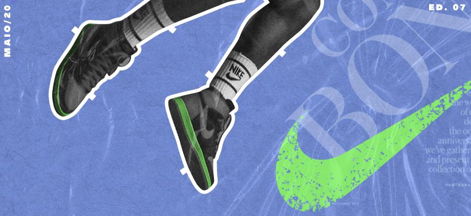 Análise de marketing e comunicação da marca Nike no Instagram