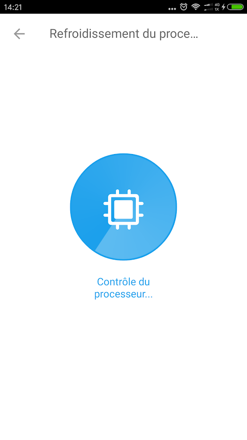 All-In-One Toolbox: Nettoyeur,  Nettoyer,  Booster – Capture d'écran