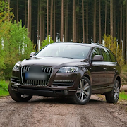 Jigsaw Puzzles with Audi Q7
