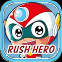 Rush Hero - Car Transform Racing icon