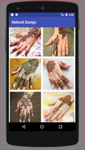 Mehndi Designs Latest 2019 1.1.7 screenshots 2