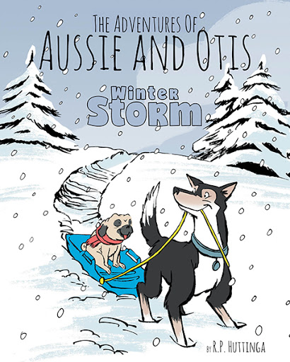 The Adventures Of Aussie and Otis 2