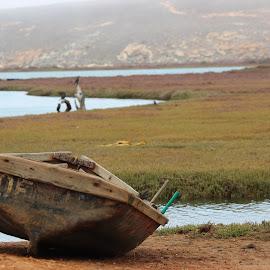 by Christo du Plessis - Transportation Boats