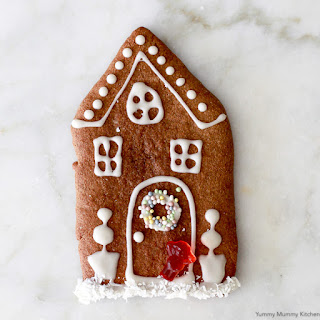Gluten-Free Paleo Gingerbread Cookies.
