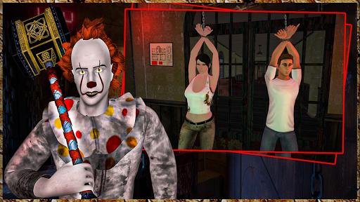 Pennywise killer clown Horror games 2020  screenshots 4