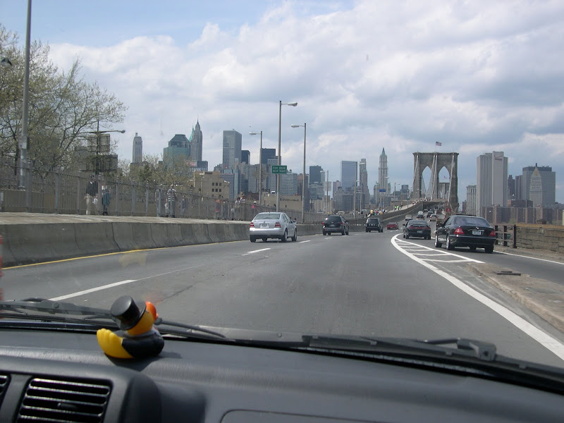 Photo: Going into the city