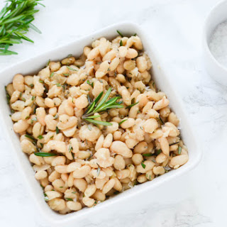 Slow Cooker Rosemary White Beans