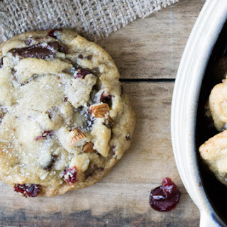 Cranberry Almond Cookies Recipes.