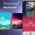 Komponent Weather Card II icon