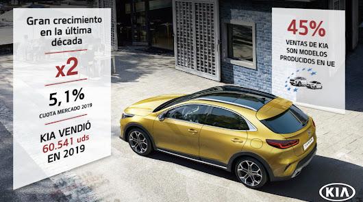 KIA Motors Iberia afronta el 2020 con una firme apuesta por la electrificación