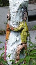 Photo: Georg Janthur; Totems (2007)