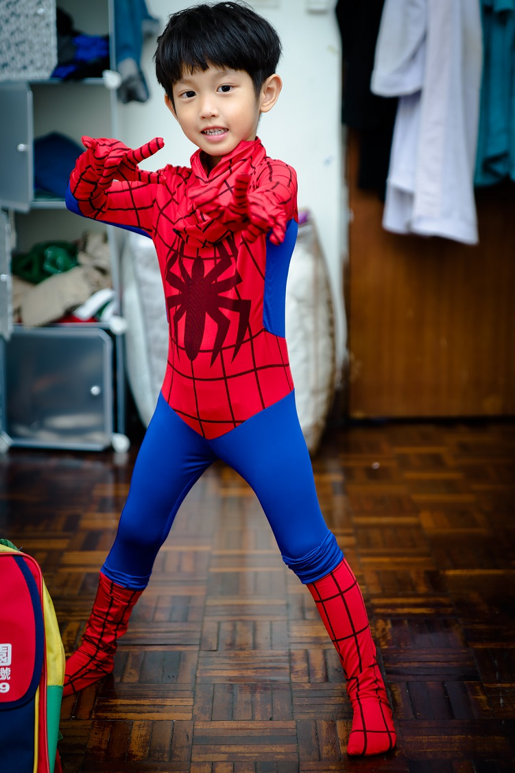 Spider kombinezony dla dzieci