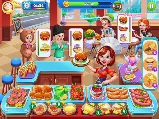 Kitchen Diary: Casual Cooking & Chef Games 2020 2.0.2 screenshots 14