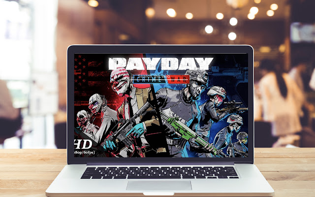 Payday: Crime War HD Wallpapers Game Theme