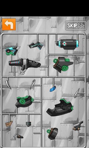 Smilodon Black - Transform! Dino Robot 1.0.0 screenshots 2