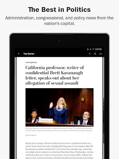 The Washington Post screenshot 20
