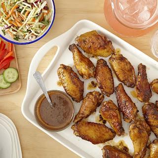 Extra Crispy Chicken Wings.