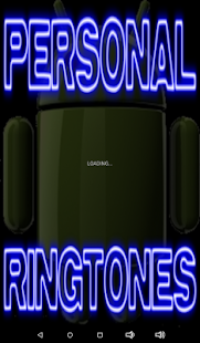 Personal Ringtones 4 Android™ - náhled