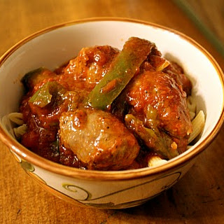 Sausage Peppers Onions Crock Pot Recipes