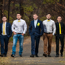 Wedding photographer Maksim Goryachuk (GMax). Photo of 21.10.2017