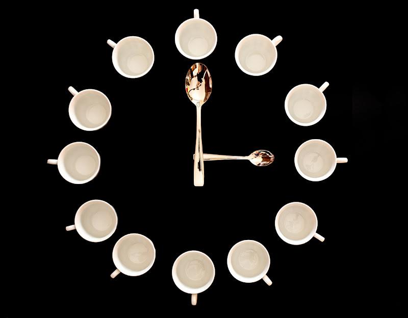 orologio fatto in casa di angart71