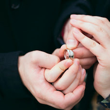 Wedding photographer Elizaveta Kormalicyna (ElkArtW). Photo of 17.11.2016