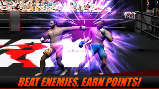 Muay Thai Box Fighting 3D 1.1 screenshots 2