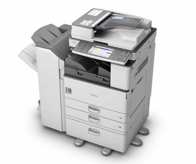 Máy photocopy RICOH được làm từ chất liệu cao cấp