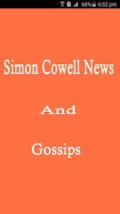Simon Cowell News & Gossips - náhled