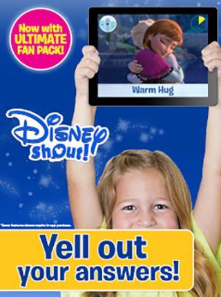 Disney Shout!