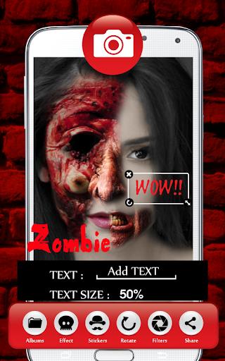 玩免費攝影APP 下載Makeup Zombify app不用錢 硬是要APP