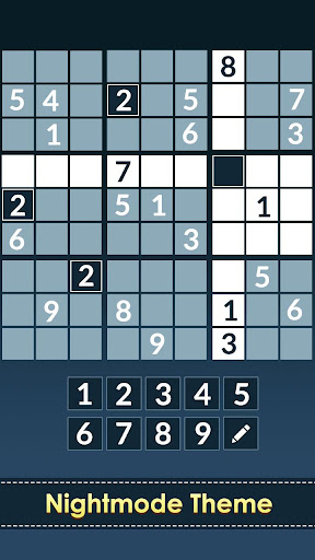 Sudoku Numbers Puzzle  screenshots 1